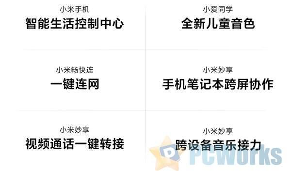 小米妙享发布:手机笔记本双屏同开 跨屏协作