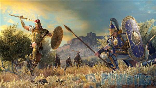Epic免费领喜加一:《全面战争传奇:特洛伊》
